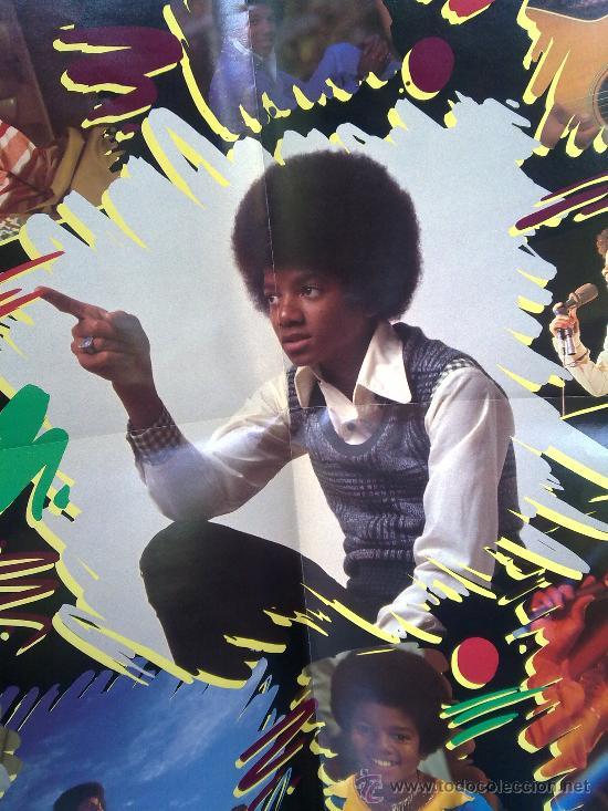 Discos de vinilo: disco y posters de michael jackson - Foto 2 - 32288051