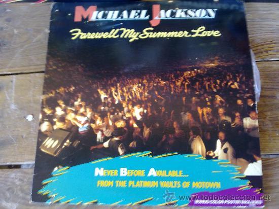 Discos de vinilo: disco y posters de michael jackson - Foto 3 - 32288051