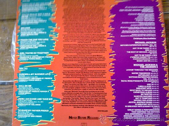 Discos de vinilo: disco y posters de michael jackson - Foto 4 - 32288051