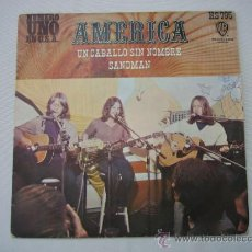 Discos de vinilo: SINGELS AMERICA 1972. Lote 32295676