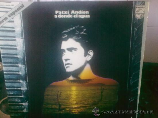 PATXI ANDION. LP SERIE ESPECIAL 11 CANCIONES (Música - Discos - LP Vinilo - Cantautores Españoles)