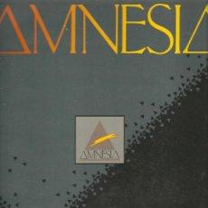 Discos de vinilo: LP AMNESIA : HYSTERIA . Lote 32298386