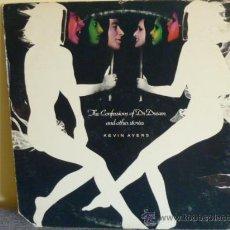 Discos de vinilo: KEVIN AYERS.- THE CONFESSIONS OF DR. DREAM (COPIA USA). Lote 32298606