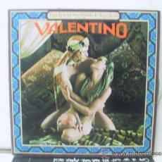 Discos de vinilo: VALENTINO - PORTADA ABIERTA - EDICION ESPAÑOLA - UA 1978. Lote 32298840