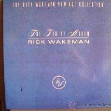 Discos de vinilo: RICK WAKEMAN ---- THE FAMILY ALBUM. Lote 32299174