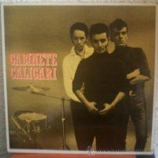 Discos de vinilo: GABINETE CALIGARI - CUATRO ROSAS - LP 3 CIPRESES - 3C-118 - ESPAÑA 1984. Lote 32308760