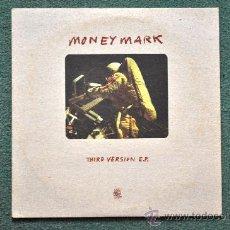 Discos de vinilo: MONKEY MARK - THIRD VERSIONS E.P. 10