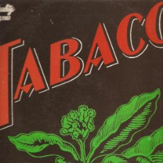 Discos de vinilo: LP TABACO - SEGUNDO LP . Lote 32333755