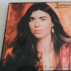 Discos de vinilo: MARIA DEL MAR BONET - JARDI TANCAT 1981. Lote 32351450