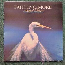 Discos de vinilo: FAITH NO MORE - ANGEL DUST. Lote 32337164
