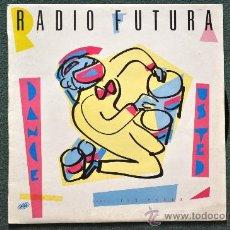 Discos de vinilo: RADIO FUTURA - DANCE UD (MAXI 45RPM). Lote 32338426