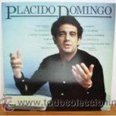 Discos de vinilo: PLÁCIDO DOMINGO-GRAN SELECCIÓN-AVE MARÍA,LA TRAVIATA,AÍDA ETC.. Lote 32347405