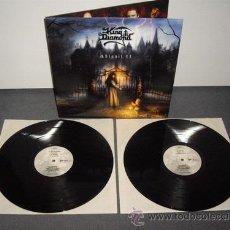 Discos de vinilo: KING DIAMOND ABIGAIL II THE REVENGE 2 X LP. Lote 32350887
