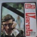 Discos de vinilo: LUIS VARELA, YE-YE, SOY COMO QUIERES TU, SINGLE SONOPLAY 1966, NUEVO A ESTRENAR, OFERTA. Lote 32352766