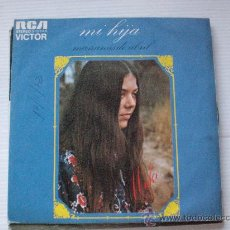 Discos de vinilo: MIKE, MI HIJA, SINGLE RCA 1973, EXCELENTE ESTADO. Lote 32353570
