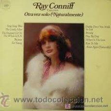 Discos de vinilo: LOTE 3 DISCOS RAY CONNIFF-SIEMPRE LATINO-SWAT-OTRA VEZ SOLO. Lote 32355766