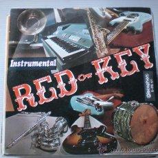Discos de vinilo: RED-KEY, LLUVIA OTOÑAL, SINGLE DISCPHON 1972, NUEVO A EXTRENAR. Lote 32362442