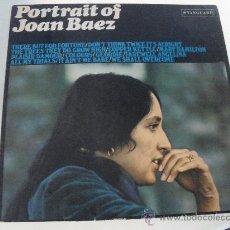 Discos de vinilo: JOAN BAEZ - PORTRAIT OF JOAN BAEZ 1965. Lote 32384715