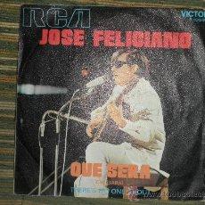 Discos de vinilo: JOSE FELICIANO - QUE SERA - ORIGINAL ESPAÑOL - RCA 1971 - MUY NUEVO(5). Lote 32432843