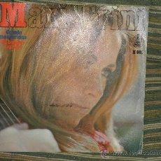 Discos de vinilo: MARI TRINI - CUANDO ME ACARICIAS - ORIGINAL ESPAÑOL - HISPAVOX 1970 -. Lote 32432895