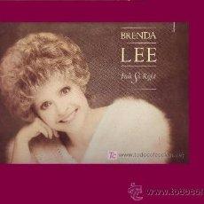 Discos de vinilo: BRENDA LEE LP FEELS SO RIGHT 1983 USA MCA5626 VER FOTO ADICIONAL. Lote 12084614