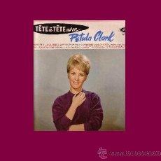 Discos de vinilo: PETULA CLARK LP DE 25 CM 10 PULGADAS ORIGINAL. Lote 17646687