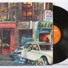 Discos de vinilo: LP - LA ROMÁNTICA BANDA LOCAL - CARPETA ABIERTA.. Lote 32369632