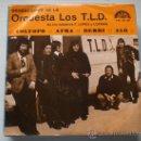 Discos de vinilo: LOS T.L.D., COLUOPO, EP VERTA 1876, INSTRUMENTAL, NUEVO A ESTRENAR, MUY RARO. Lote 91063122