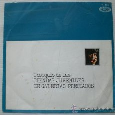 Discos de vinilo: TONY RONALD, THE CARDS, SINGLE MOVIEPLAY 1973, PUBLIC. PROMO SEMINUEVO OFERTA. Lote 36166664