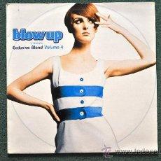 Discos de vinilo: BLOW UP - EXCLUSIVE BLEND VOLUME 4 (2 X LP). Lote 32378651