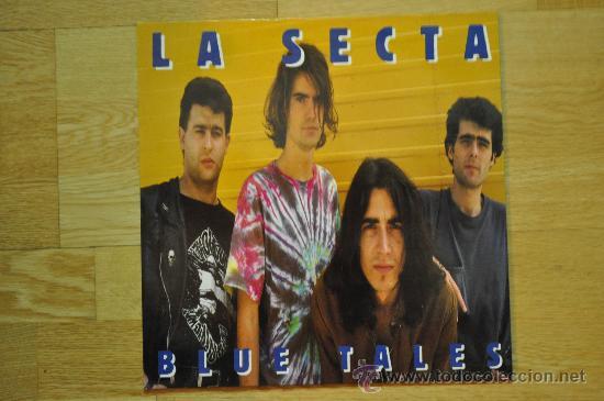 LA SECTA - BLUE TALES (Música - Discos - LP Vinilo - Grupos Españoles de los 90 a la actualidad)
