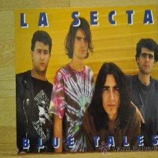 Discos de vinilo: LA SECTA - BLUE TALES . Lote 32395551