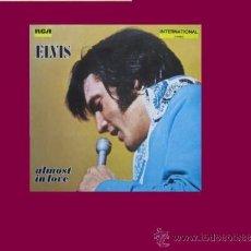 Discos de vinilo: ELVIS PRESLEY LP ALMOST IN LOVE RCA INTS 1206 GERMANY 1970 VER FOTO ADICIONAL. Lote 32403621