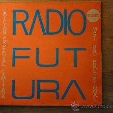 Discos de vinilo: RADIO FUTURA - NO TOCARTE E.P. EDICION ESPECIAL. Lote 32404195