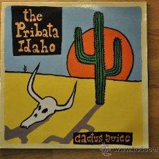 Discos de vinilo: THE PRIBATA IDAHO - CACTUS JUICE. Lote 32405385