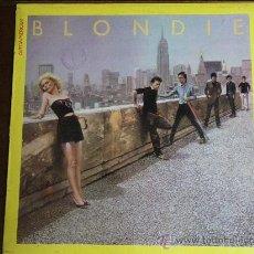 Discos de vinilo: BLONDIE - AUTOAMERICAN, 1980. DL 37174/80. Lote 32408440