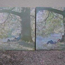 Discos de vinilo: VINILOS (DOBLE) LP PLASTIC ONO BAND 1970 UK. JOHN LENNON Y YOKO ONO. Lote 32409081