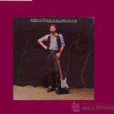 Disques de vinyle: ERIC CLAPTON LP DOBLE JUST ONE NIGHT. Lote 20502494