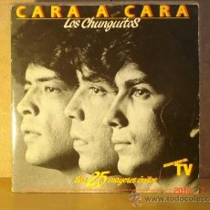 Discos de vinilo: LOS CHUNGUITOS - CARA A CARA - EMI-ODEON REGAL 156 12 2008 3 - 1984 - DOBLE LP. Lote 31585230