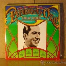 Discos de vinilo: CARLOS GARDEL - RECUERDOS DE ORO - EPIC EPC 88551 - 1981 - DOBLE LP. Lote 32434238