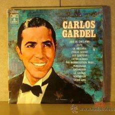 Discos de vinilo: CARLOS GARDEL - IDEM - EMI-ODEON 1 J 060-80.429 M - 1970. Lote 32434349