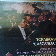 Discos de vinilo: TCHAIKOVSKY - CASCANUECES. Lote 32436015