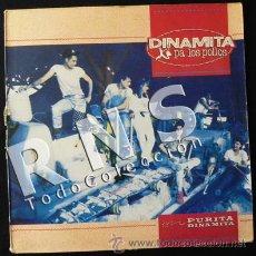 Discos de vinilo: DINAMITA PA LOS POLLOS - PURITA - DISCO VINILO LP - GRUPO ESPAÑOL AÑOS 80 - MÚSICA POP ESPAÑA. Lote 32439910