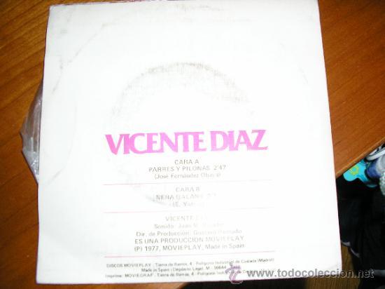 Discos de vinilo: Contraportada - Foto 2 - 32441849