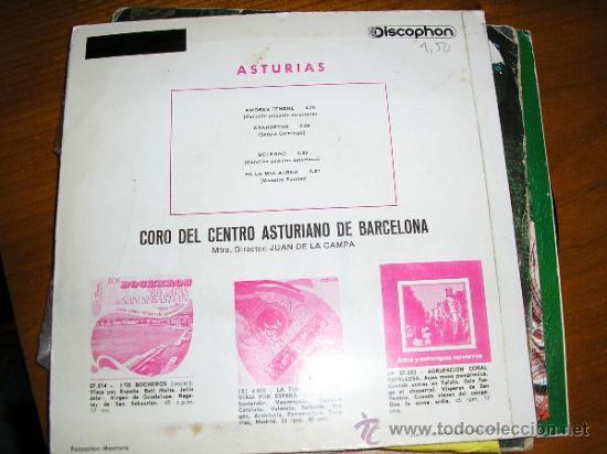 Discos de vinilo: Contraportada - Foto 2 - 32441887