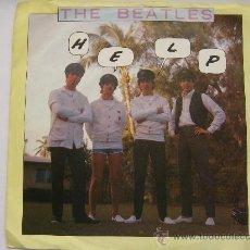 Discos de vinilo: BEATLES 45 SINGLE VINILO HELP! . Lote 32446935