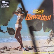 Discos de vinil: LP - GOLDEN HAWAIIAN - THE ROYAL HAWAIIAN BOYS - EDICION INGLESA, REGAL 1968. Lote 32451668
