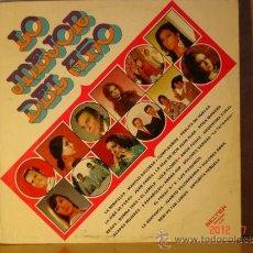 Discos de vinilo: LOLA FLORES / DOLORES VARGAS / ROSA MORENA Y MAS - LO MEJOR DEL AÑO - BELTER 22.585 - 1971. Lote 32454982