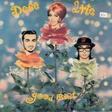 Discos de vinilo: DEEE-LITES - GOOD BEAT / RIDING ON THROUGH (45 RPM) EDIC. ALEMANA - EX/EX+. Lote 32473483