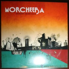 Discos de vinilo: MAXI SINGLE- MORCHEEBA - WONDERS NEVER CEASE. Lote 32477983